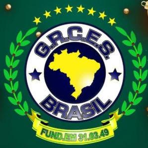 Brasão Brasil de Santos - Facebook agremiação