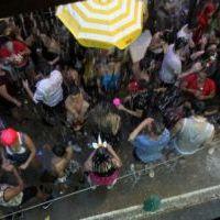 foto carnaval rua São Paulo 2020